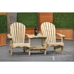 Garden Furniture Love Seat garden chairs archives | breathe azores